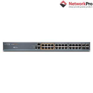EX2300-24MP Switch Juniper 24 Port PoE+ - NetworkPro.vn