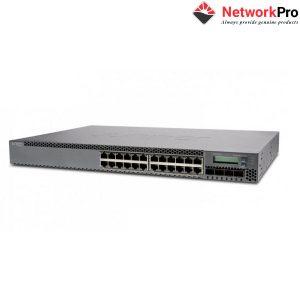 EX2300-24P Juniper EX2300 24-port 10/100/1000Base - NetworkPro.v