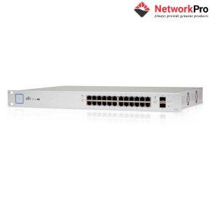 Thiết bị chuyển mạch UniFi Switch US-24-250W - NetworkPr