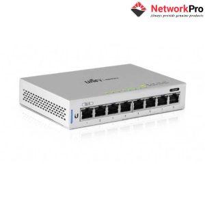 Thiết Bị Mạng Switch 8 Ports Gigabit Ubiquiti Unifi PoE US