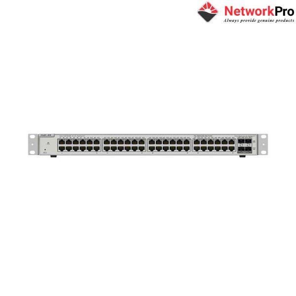 Switch Ruijie Reyee RG-NBS5100-48GT4SFP - NetworkPro.vn