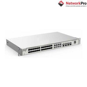 Switch Ruijie Reyee RG-NBS5200-24SFP/8GT4XS 24-Port - NetworkPro