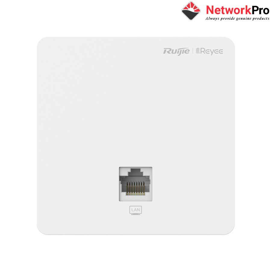 Wallplate Access Point RUIJIE RG-RAP1200(F)