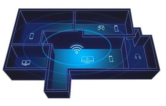 Access point wifi gắn tường RUIJIE RG-AP110-L