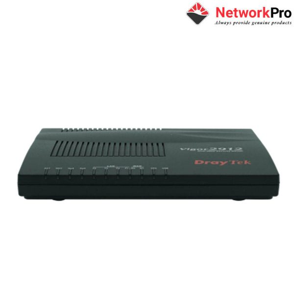 Thiết bị mạng Router Draytek Vigor2912 chính hãng