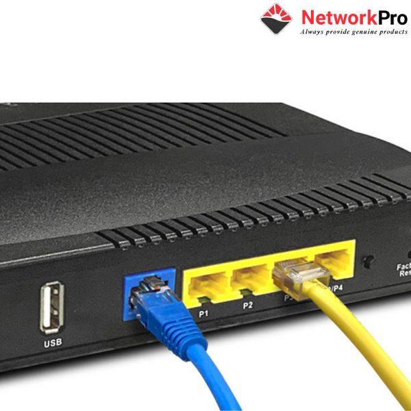 Thiết bị mạng router draytek vigor2915 dual WAN