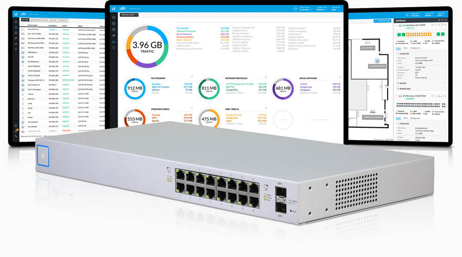 Integration with UniFi Controller