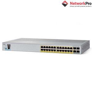Switch Cisco WS-C2960L-24TS-AP chính hãng - NetworkPro.vn