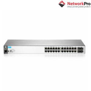 Thiết Bị Mạng Switch HP Aruba 24 Port 2530-24 J9782A Netwo
