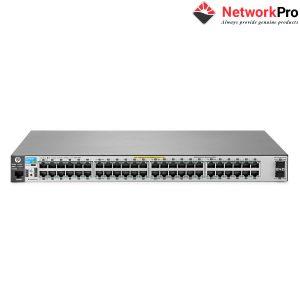 Aruba 2530 48G PoE+ 2SFP+ Switch (J9853A) NetworkPro.vn