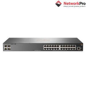 HPE JL354A giá - Aruba 2540 24G 4SFP+ Switch NetworkPro.vn