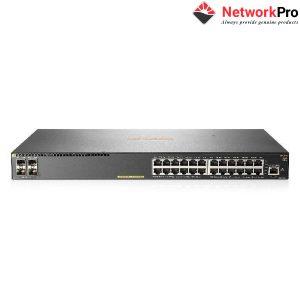 Aruba 2540 24G PoE+ 4SFP+ Switch NetworkPro.vn