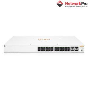 Switch Aruba Instant On 1930 24G 4SFP/SFP+ (JL682A) NetworkPro.v