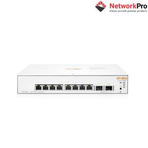 Switch Aruba Instant On 1930 8G Class4 PoE 2SFP 124W NetworkPro.
