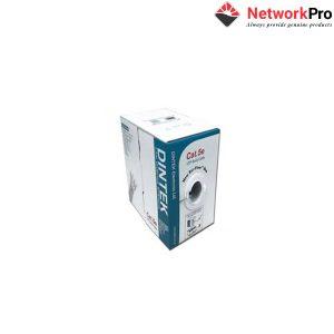 Cable Mạng UTP DINTEK CAT.5e UTP 305m (P/N: 1101-03003)
