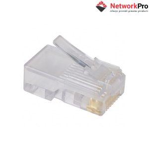 Đầu nối RJ45-Modular Plug COMMSCOPE CAT5E (PN: 6-554720-3)