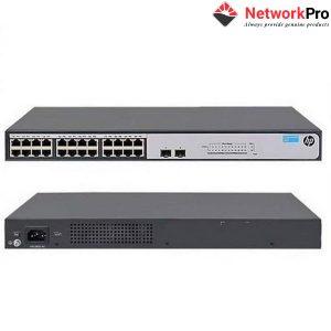 HP 1420-24G-2SFP+ 10G Uplink Switch JH018A NetworkPro.vn