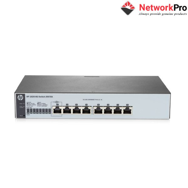 Switch HP OfficeConnect 1820 8G 8-Port NetworkPro.vn