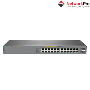 HPE OfficeConnect 1920S 24G 2SFP PPoE+ 185W Switch NetworkPro