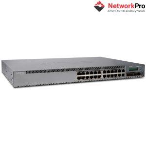 Juniper EX3300-24T, 24 Port 10/100/1000BASET 4SFP Network Networ