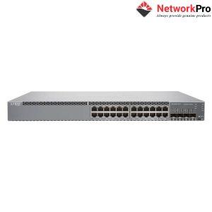 Switch Juniper EX3400-24T-TAA 24 Port Data 4 SFP+ - NetworkPro.v