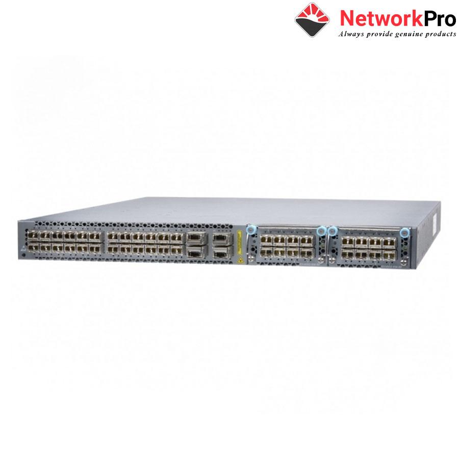 Juniper EX4600-40F-AFO 24 SFP+/SFP ports, 4 QSFP+ ports