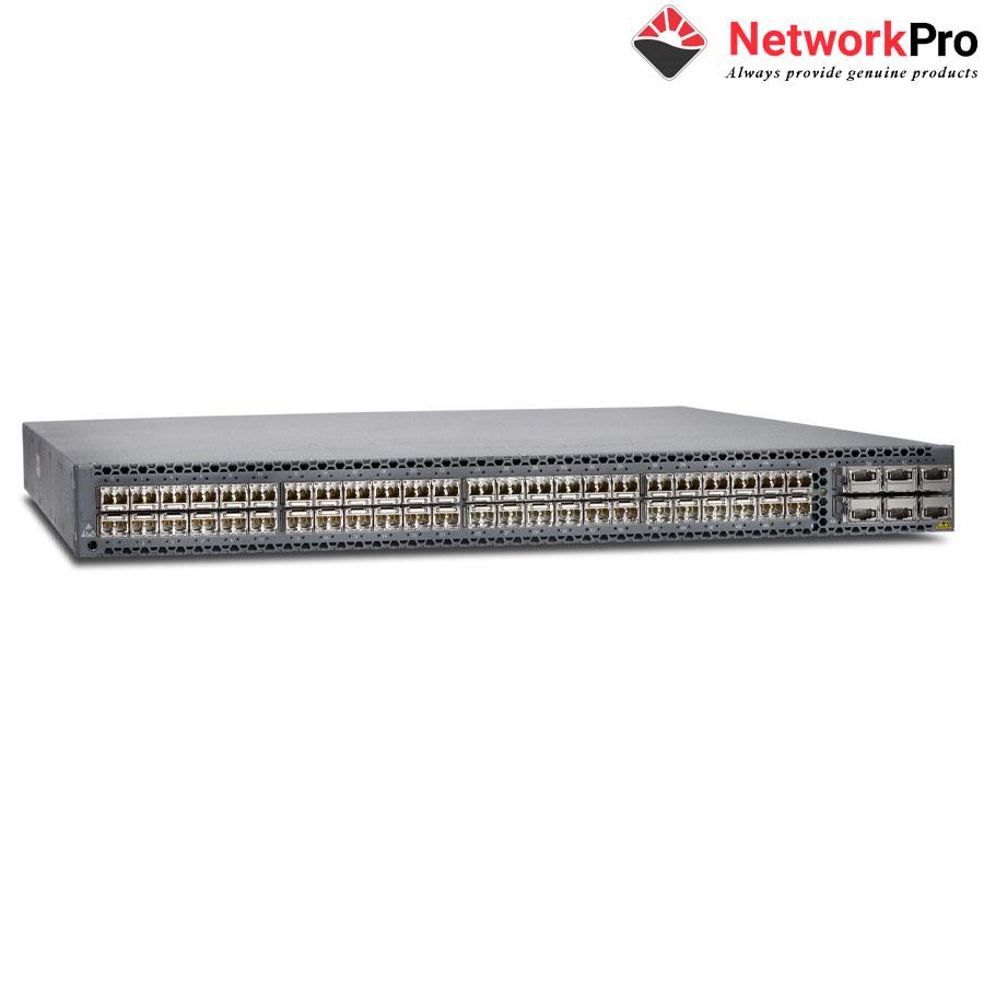 Switch Juniper QFX5100-48S-D-3AFI 48 SFP+/SFP ports, 6 ...