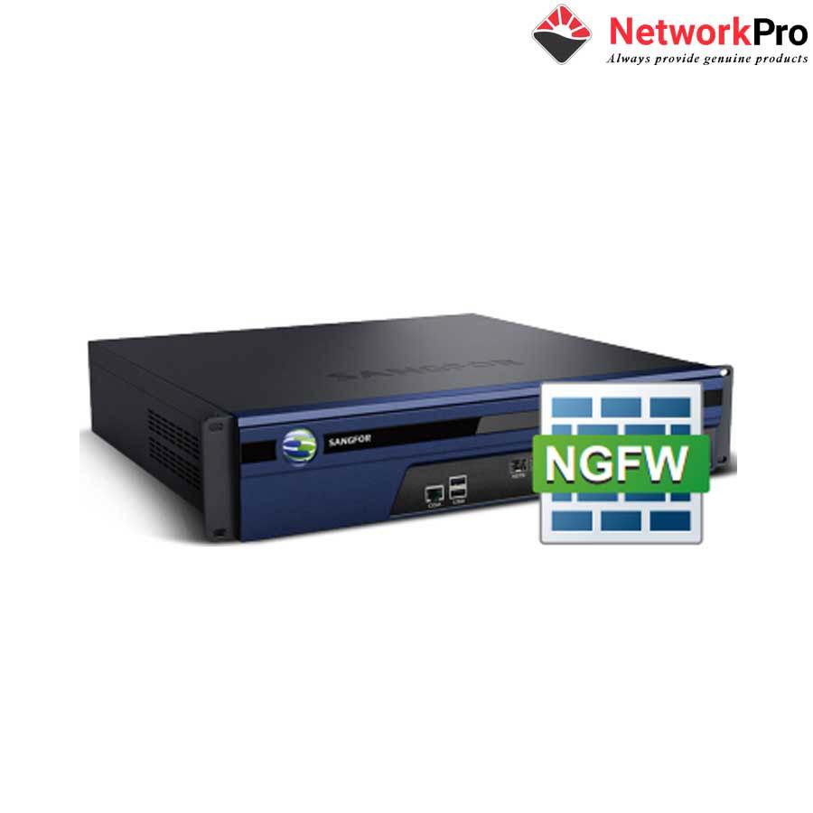 Thiết bị tường lửa Firewall Sangfor NGAF M5200-F-I - NetworkPro.vn