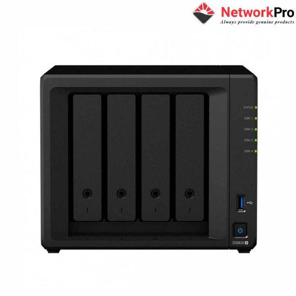 Nas Synology DS920+ Chính Hãng Tại NetworkPro