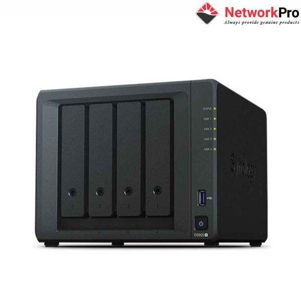 Nas Synology DS920j+ Chính Hãng Tại NetworkPro