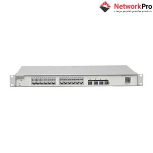 Switch Ruijie Reyee RG-NBS3200-24GT4XS-P - NetworkPro.vn