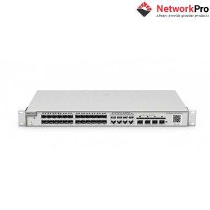 Switch Ruijie Reyee RG-NBS3200-24SFP/8GT4XS 24-Port - NetworkPro