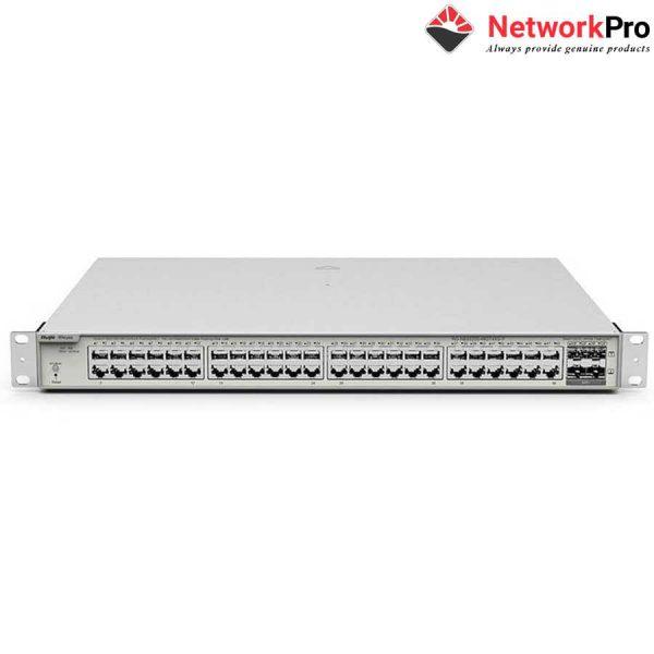 Switch Ruijie Reyee RG-NBS3200-48GT4XS-P- NetworkPro.vn