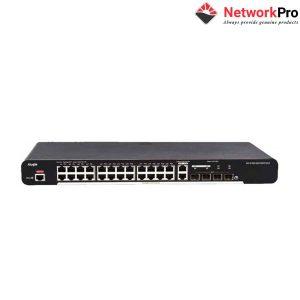Thiết bị mạng Switch Ruijie XS-S1920-24T2GT2SFP-LP-E - Net