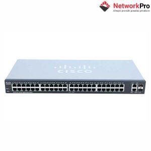 Switch Cisco SG220-50-K9-EU 48 10/100/1000 ports + 2 Gigabit
