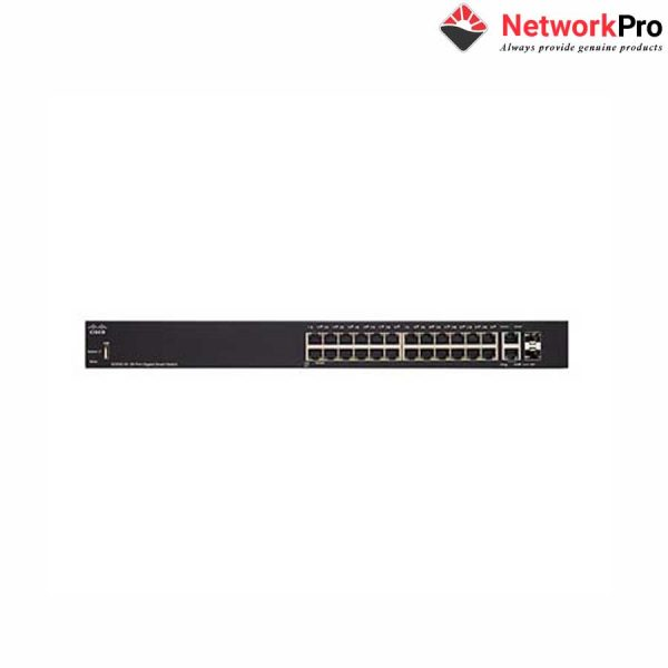 Switch-Cisco-SG250-26HP-K9-EU - NetworkPro.vn