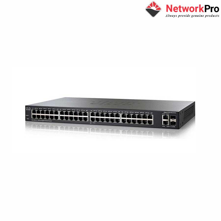 SG250-50-K9-EU - Cisco SG250-50 50-Port Gigabit