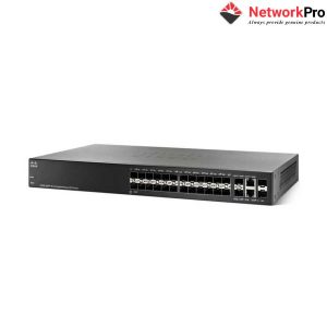 Switch-Cisco-SG350-28SFP-K9-EU - NetworkPro.vn
