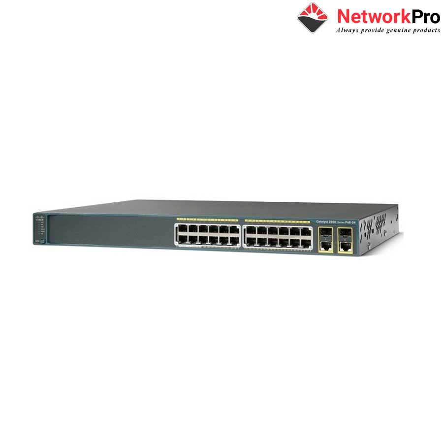 Thiết Bị Mạng Switch Cisco Catalyst 2960