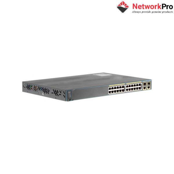 Thiết bị chuyển mạch switch Cisco WS-C2960-24PC-L giá rẻ