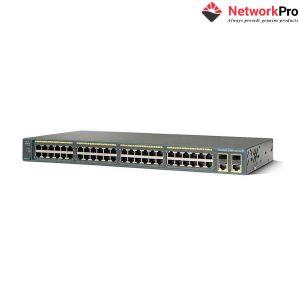 Switch Cisco WS-C2960+48TC-S - NetworkPro.vn