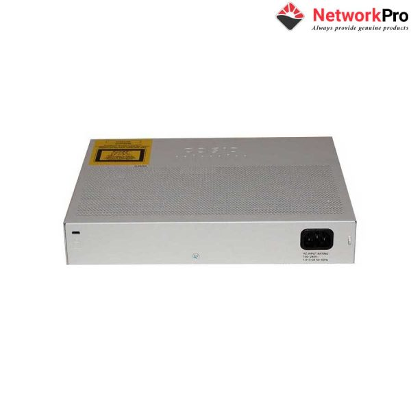 Cisco WS-C2960L-16TS-LL 16 Port 10/100/1000Mbps - NetworkPro.vn