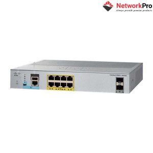 Switch-Cisco-WS-C2960L-8TS-LL - NetworkPro.vn