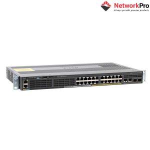 Thiết Bị Mạng Switch Cisco Catalyst WS-C2960X-24PSQ-L | NetworkPro.vn
