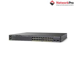 Switch-Cisco-WS-C2960X-24TS-LL - NetworkPro.vn