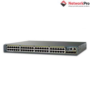 Thiết bị Switch Cisco WS-C2960X-48FPD-L-NetworkPro.vn