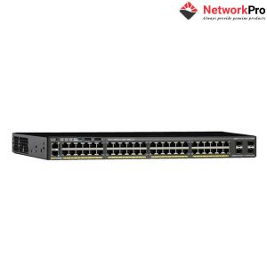 Switch CISCO WS-C2960X-48TS-LL | NetworkPro.vn