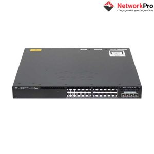 Switch Cisco WS-C3650-24TD-S | NetworkPro.vn