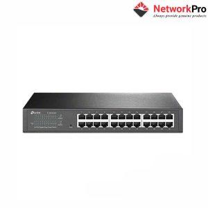 Switch 24port TP-Link TL-SG1024DE | NetworkPro.vn