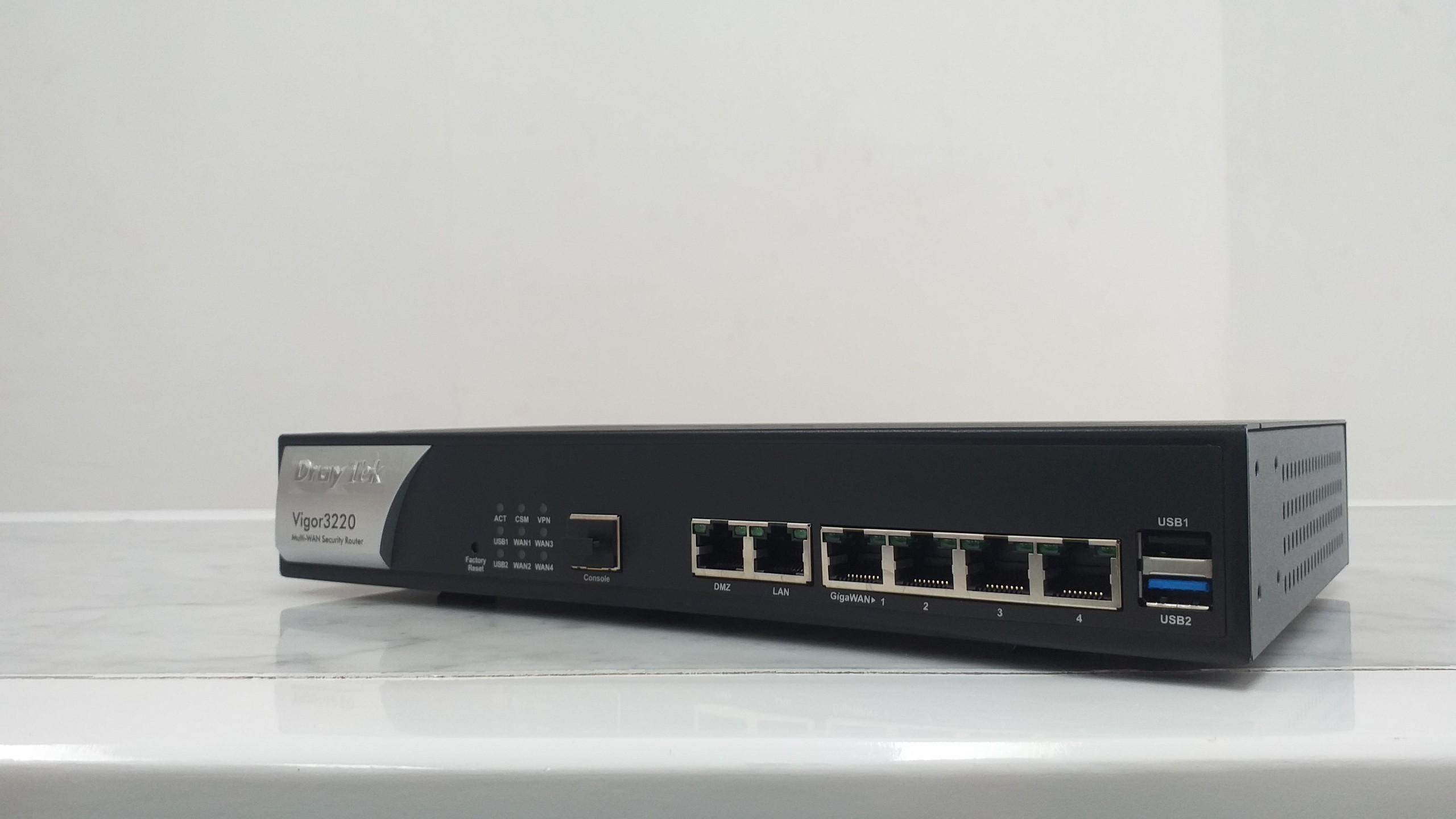 Router Draytek Vigor3220 - NetworkPro